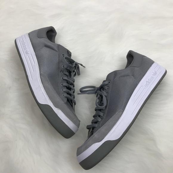 9a8d818c6 adidas Shoes   Originals Mens Rod Laver Super Sneakers   Poshmark
